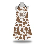 Cow Print Apron (Personalized)