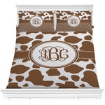 Cow Print Comforter Set (Personalized)