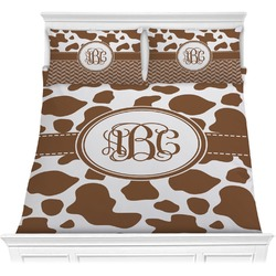 Cow Print Comforters (Personalized)