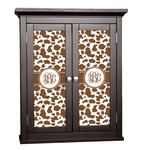 Cow Print Cabinet Decal - Custom Size (Personalized)