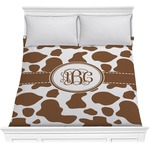 Cow Print Comforter (Personalized)