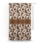 Cow Print Curtain (Personalized)