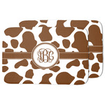 Cow Print Dish Drying Mat (Personalized)