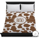 Cow Print Duvet Cover (Personalized)