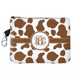 Cow Print Golf Accessories Bag (Personalized)