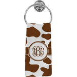 Cow Print Hand Towel - Full Print (Personalized)