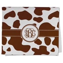 Cow Print Kitchen Towel - Full Print (Personalized)