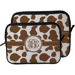 Cow Print Laptop Sleeve / Case (Personalized)