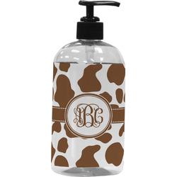 Cow Print Plastic Soap / Lotion Dispenser (Personalized)
