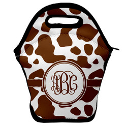 Cow Print Lunch Bag (Personalized)