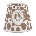 Cow Print Empire Lamp Shade (Personalized)