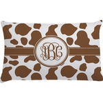 Cow Print Pillow Case (Personalized)