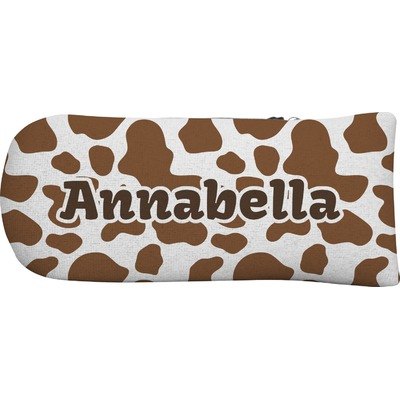 Cow Print Putter Cover (Personalized)