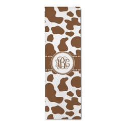 Cow Print Runner Rug - 3.66'x8' (Personalized)