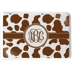Cow Print Serving Tray (Personalized)