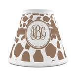 Cow Print Chandelier Lamp Shade (Personalized)
