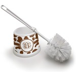 Cow Print Toilet Brush (Personalized)