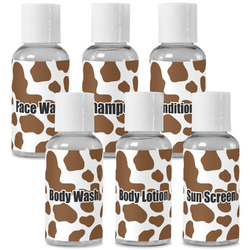 Cow Print Travel Bottles (Personalized)