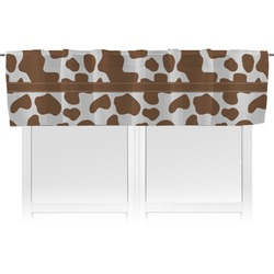 Cow Print Valance (Personalized)