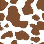 Cow Print Wallpaper & Surface Covering