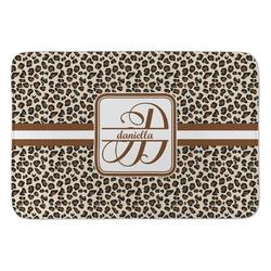 Leopard Print Anti-Fatigue Kitchen Mat (Personalized)