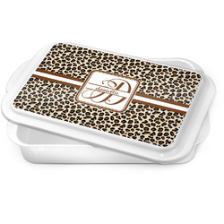 Leopard Print Cake Pan (Personalized)