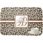 Leopard Print Dish Drying Mat (Personalized)