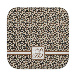 Leopard Print Face Towel (Personalized)