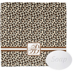 Leopard Print Wash Cloth (Personalized)