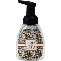 Leopard Print Foam Soap Dispenser (Personalized)