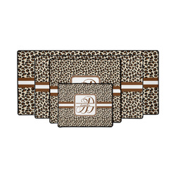 Leopard Print Gaming Mouse Pad (Personalized)