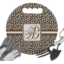 Leopard Print Gardening Knee Cushion (Personalized)