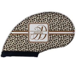 Leopard Print Golf Club Cover (Personalized)