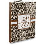 Leopard Print Hardbound Journal (Personalized)