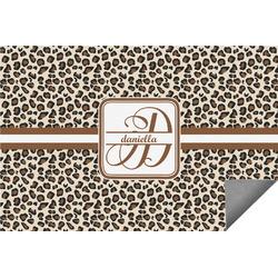 Leopard Print Indoor / Outdoor Rug (Personalized)