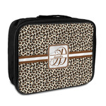Leopard Print Insulated Lunch Bag (Personalized)
