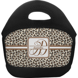 Leopard Print Toddler Lunch Tote (Personalized)