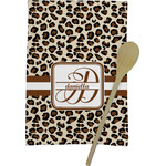 Leopard Print Kitchen Towel - Full Print (Personalized)