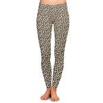 Leopard Print Ladies Leggings (Personalized)