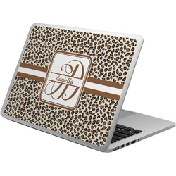 Leopard Print Laptop Skin - Custom Sized (Personalized)