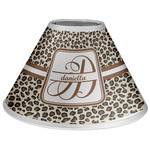 Leopard Print Coolie Lamp Shade (Personalized)