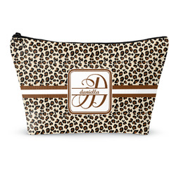 Leopard Print Makeup Bags (Personalized)