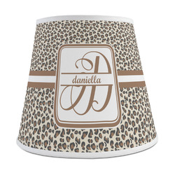 Leopard Print Empire Lamp Shade (Personalized)