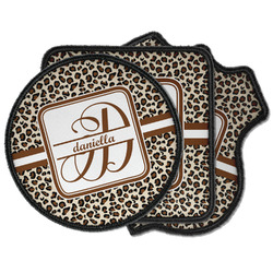 Leopard Print Iron on Patches (Personalized)