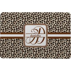 Leopard Print Comfort Mat (Personalized)