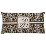 Leopard Print Pillow Case (Personalized)