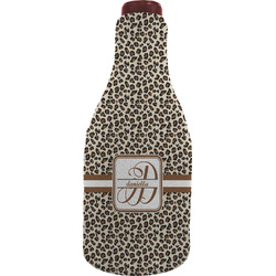 Leopard Print Wine Sleeve (Personalized)