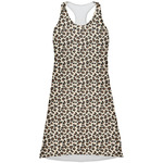 Leopard Print Racerback Dress (Personalized)