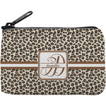 Leopard Print Rectangular Coin Purse (Personalized)