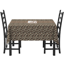 Leopard Print Tablecloth (Personalized)